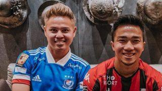 ธีราทร-ชนาธิป รับปากช่วยทีมชาติไทย