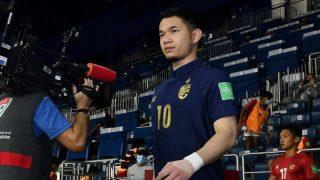 ไทยชุด U23 เลือก ธนวัฒน์เป็นกัปตันทีม